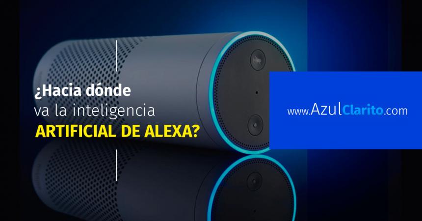 ¿Hacia dónde va la inteligencia artificial de Alexa