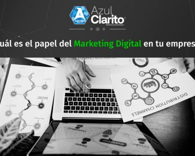 ¿Cuál es el papel del Marketing Digital en tu empresa?